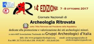 locandina Archeologia Ritrovata 2017 (1)