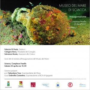 Invito Museo del Mare