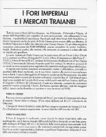foriimperiali_mercatitraianei